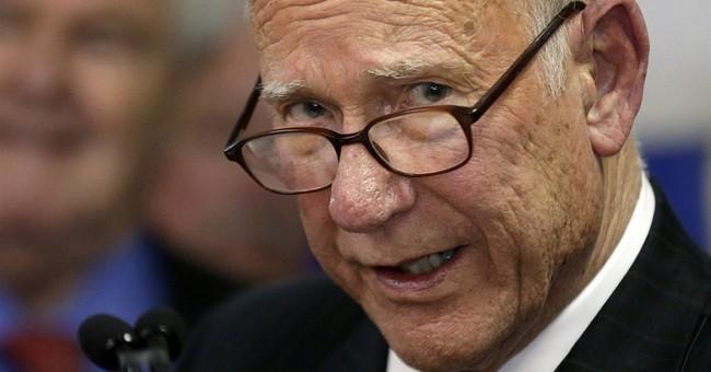 Kansas senator's longevity gives GOP foe opening