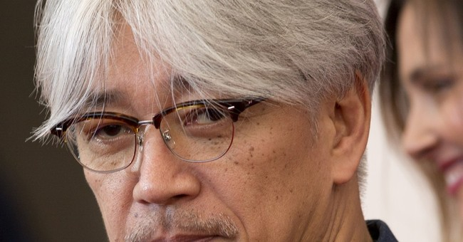 Japan musician Ryuichi Sakamoto has throat cancer