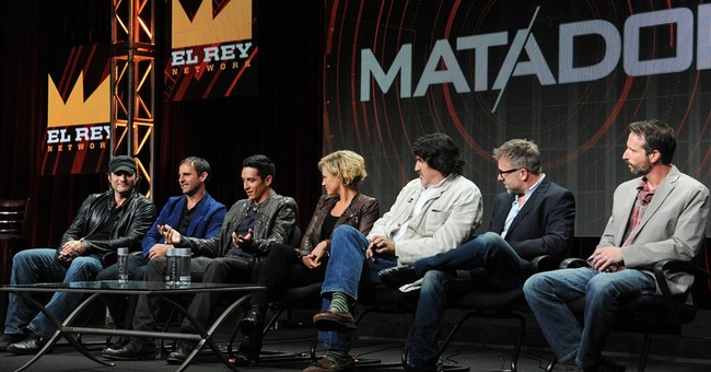 Correction: TV Critics Watch-Matador story
