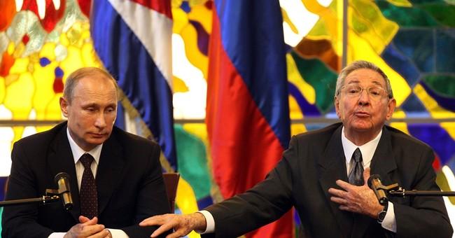 Putin kicks off Latin America tour with Cuba stop
