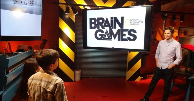 'Brain Games' leads own genre at Nat Geo Channel