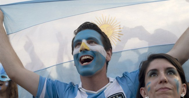 Latin Americans reluctantly rally behind Argentina