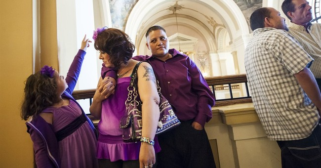 Dozens of gay-marriage licenses issued in Colorado