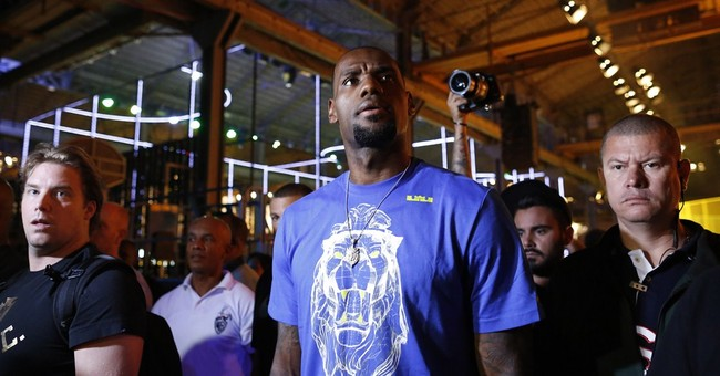 AP Source: LeBron James signs 2-year contract