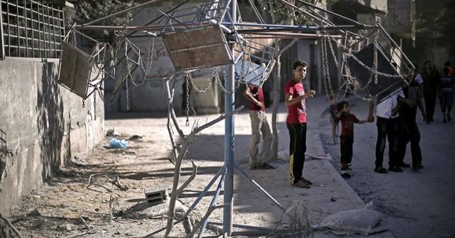 Israeli bombing turns Gaza into ghost town