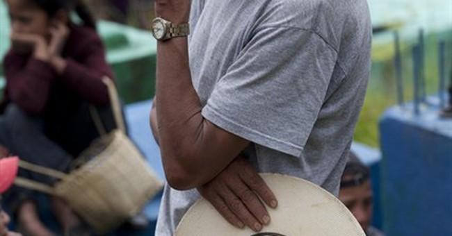 Migrant boy buried in Guatemala hometown