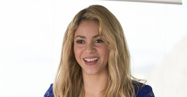 Shakira: I thank World Cup for changing my life