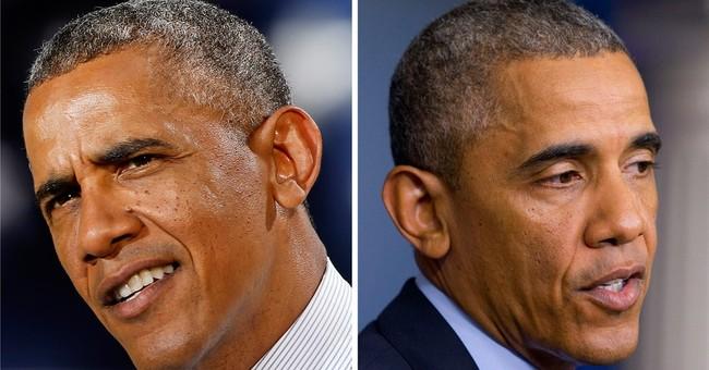 His agenda in gridlock, Obama relishes roadshow