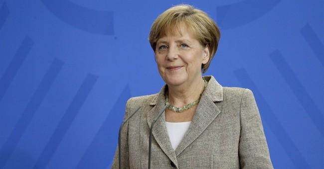 Merkel thinks Germany will win World Cup
