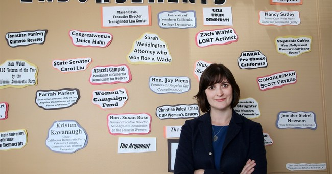 Sandra Fluke seeks wider influence in California