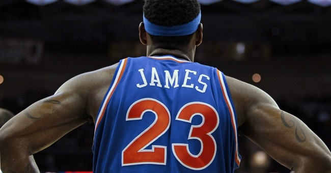 The Return: James goes home to Cavaliers