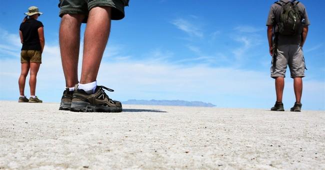Interns follow Donner Party path through Utah