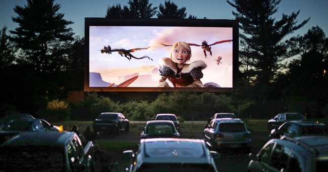 Drive-ins use creativity to afford digital switch