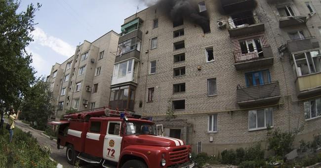 4 civilians killed in artillery fire in Ukraine