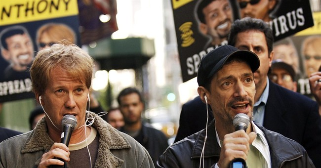 Ex-'Opie & Anthony' host won't apologize for rant