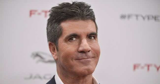 Simon Cowell on a business, personal roll