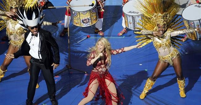 Stars of politics, sport, music at World Cup final