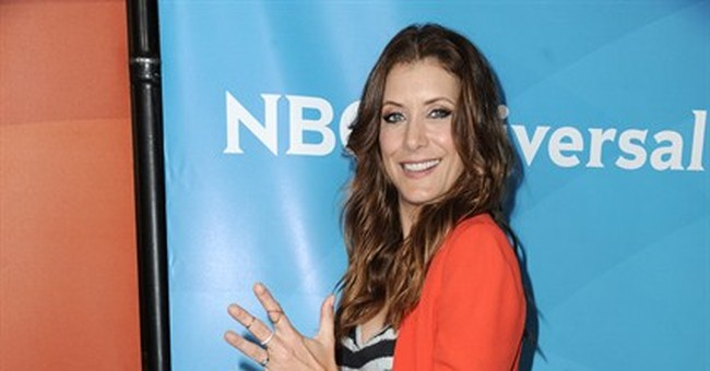Kate Walsh is ready for good times as 'Bad Judge'