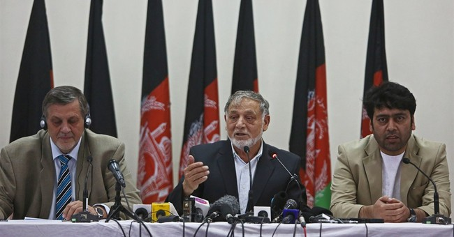 Afghans express relief at election deal