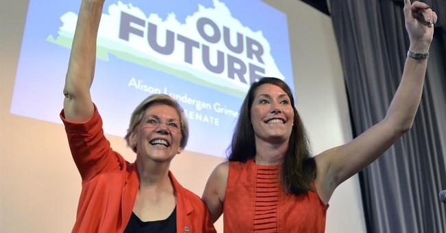Democrats get help from Massachusetts Sen. Warren
