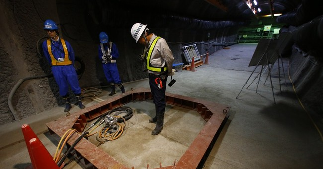 How nations are tackling nuclear waste storage