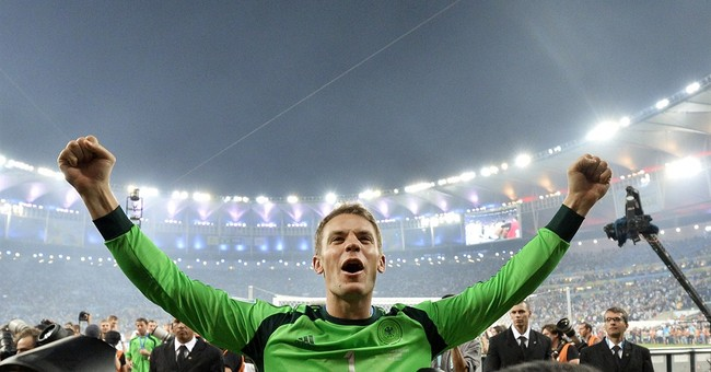 """AP PHOTOS: """"All of Germany is the world champion"""""""