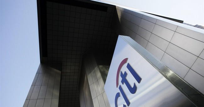 Mortgage settlement hits Citigroup net income