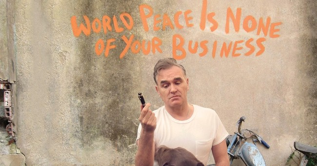 Review:  Morrissey gets political on new album