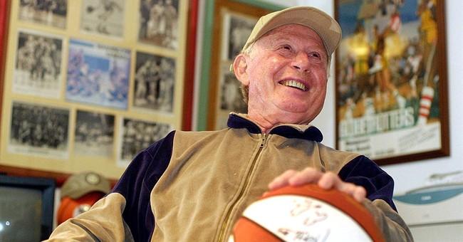 Basketball entrepreneur Louis 'Red' Klotz dies