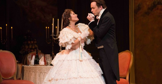 Young, married and operatic