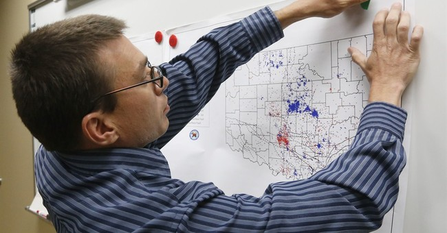 Earthquakes cause minor damage in central Oklahoma