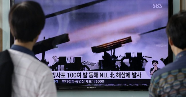 North Korea testing weapons much more than in past