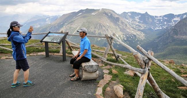 Lightning deaths at national park concern visitors