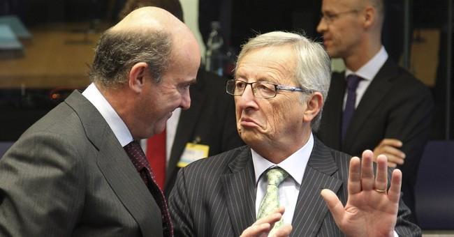 Witty dealmaker Juncker to be EU's new CEO