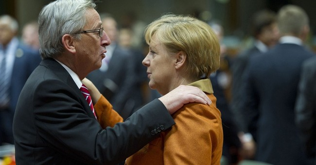 Witty dealmaker Juncker to be EU's new CEO