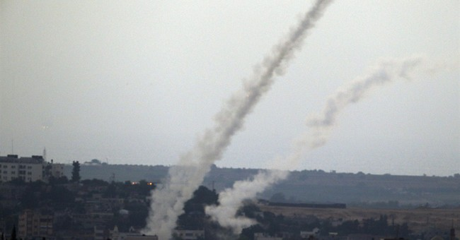 Despite offensive, Gaza rockets still hit Israel