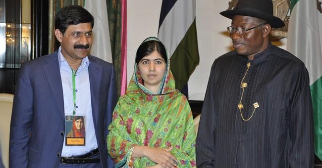 Pakistani teen seeks release of Nigerian girls
