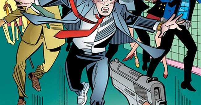Archie's death latest comic book to inject reality