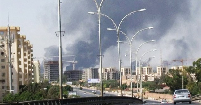 UN mission evacuates from Libya amid clashes