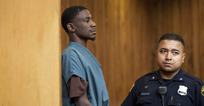 Suspect in scooter shooting pleads not guilty