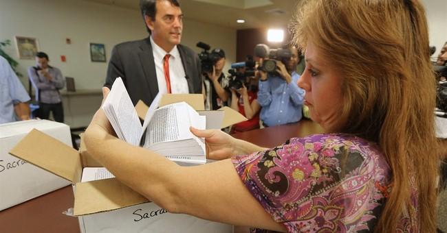 Investor submits signatures to split California