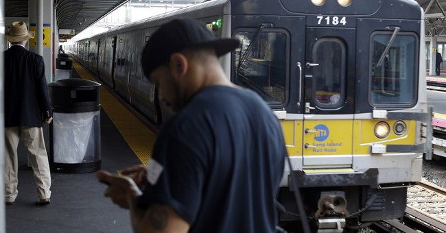 Anxiety grows as possible NY rail strike nears
