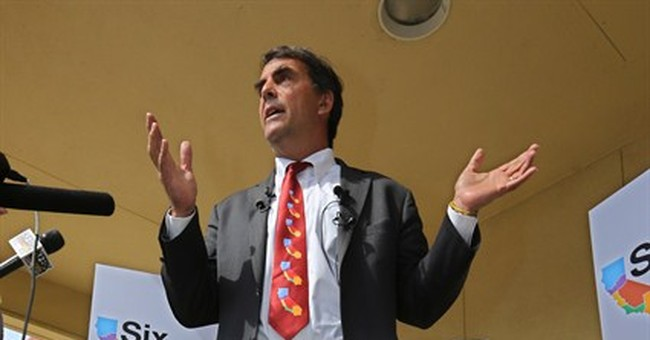 Investor submits signatures to split California
