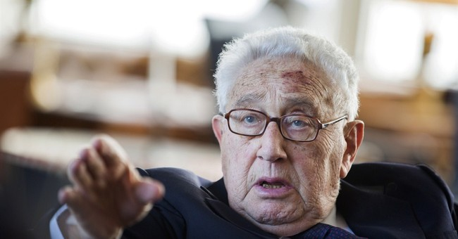 Kissinger undergoes heart procedure in New York