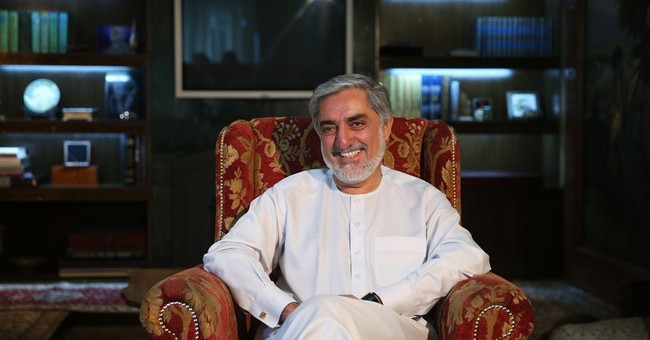 AP INTERVIEW: Afghan hopeful credits US deal
