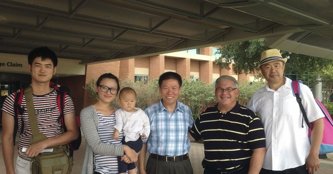 Jailed Chinese pastor's family escapes to US