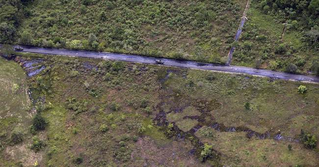 Colombia: Oil spill by rebels not as bad as feared