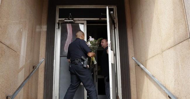 Police: Jersey City shootings part of job's danger