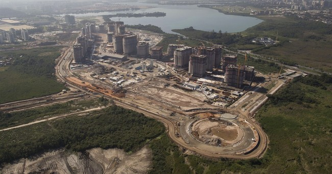 One down, one to go: Rio Olympics next for Brazil