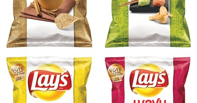 Lay's newest flavor: Cappuccino?